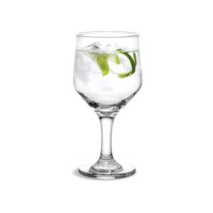 Taça de Vidro Bistrô para Água e Refrigerante