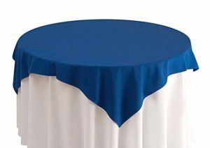 Sobre Toalha de Mesa – Azul