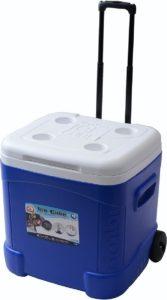 Cooler Térmico – 57 litros com alça e rodinha