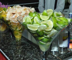 Taças de Vidro para Frutas