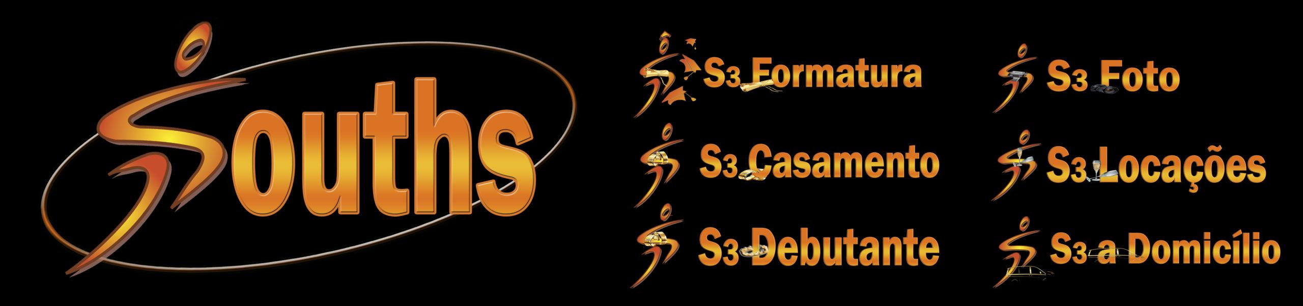 GRUPO SOUTHS: S3 Casamento, S3 Debutante, S3 Formatura, S3 Foto, S3 Locações e S3 á Domicílio.